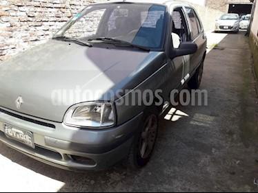 Foto venta Auto usado Renault Clio 3P RND Pack Da Ac (1999) color Verde Oscuro precio $60.000