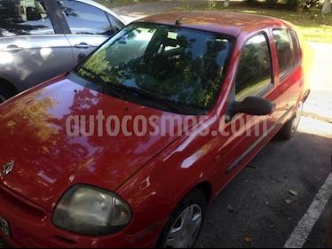 Foto venta Auto usado Renault Clio 4P 1.2 2 Tric RN Pack (2002) color Rojo precio $95.000
