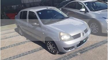 Foto venta Auto usado Renault Clio 4P 1.2 2 Tric RN (2007) color Gris Claro precio $140.000