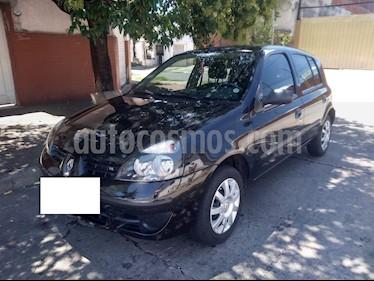 Foto venta Auto Usado Renault Clio 4P 1.2 Tric Authentique Pack (2012) color Negro precio $183.000