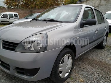 Foto venta Auto usado Renault Clio 4P 1.2 Tric Pack Plus (2008) color Gris Claro precio $92.000