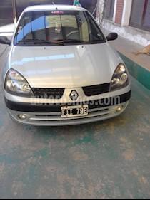 Foto venta Auto usado Renault Clio 4P 1.5 Tric dCi Expression (2006) color Gris precio $175.000