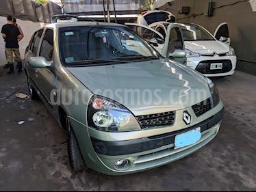 Foto venta Auto Usado Renault Clio 4P 1.5 Tric dCi Privilege (2004) color Verde precio $90.000