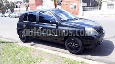 Foto venta Auto usado Renault Clio 5P 1.2 Authentique Pack I (2006) color Negro Nacre precio $155.000