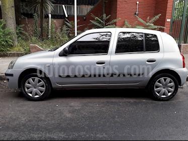 Foto venta Auto Usado Renault Clio 5P 1.2 Authentique Pack I (2006) color Gris precio $129.000
