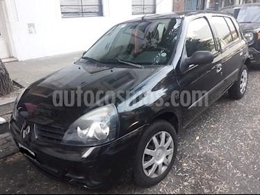 Foto venta Auto usado Renault Clio 5P 1.2 Authentique (2011) color Negro precio $166.900