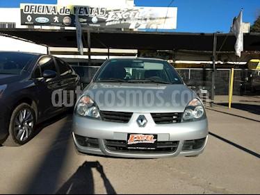 Foto venta Auto usado Renault Clio 5P 1.2 Bic Authentique Pack (2011) color Gris Claro precio $188.000
