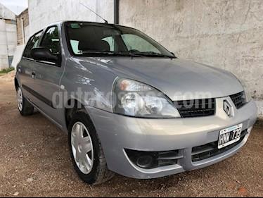 Foto venta Auto usado Renault Clio 5P 1.2 Bic Authentique Pack (2008) color Gris Claro precio $160.000