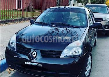 Foto venta Auto usado Renault Clio 5P 1.2 Campus Pack II (2012) color Azul Crepusculo precio $197.000