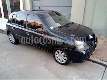 Foto venta Auto usado Renault Clio 5P 1.2 Campus Pack II (2012) color Azul precio $190.000