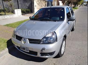 Renault Clio 5P 1.2 Campus Pack II usado (2012) color Gris precio $265.000