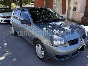Foto venta Auto usado Renault Clio 5P 1.2 Pack Plus (2007) color Gris precio $170.000