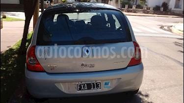 Foto venta Auto usado Renault Clio 5P 1.2 Pack Plus (2008) color Gris Plata  precio $140.000
