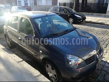Foto venta Auto usado Renault Clio 5P 1.2 Pack (2011) color Gris Acero precio $169.000