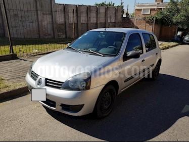Foto venta Auto Usado Renault Clio 5P 1.2 Pack (2009) color Gris Claro precio $140.000