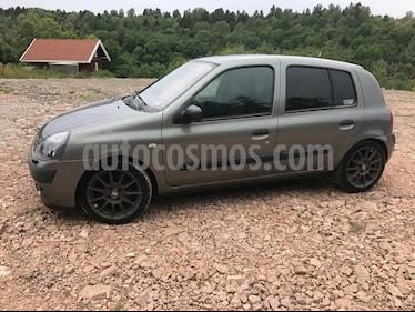 Foto venta Auto usado Renault Clio 5P 1.2 (2003) color Gris precio $63.000