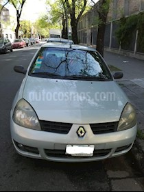 foto Renault Clio 5P 1.5 Bic dCi Authentique Pack usado (2007) color Gris precio $124.000