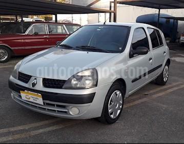 Foto venta Auto usado Renault Clio 5P 1.5 Bic dCi Authentique Plus (2005) color Gris Claro precio $115.000