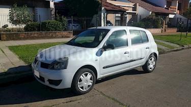 Foto venta Auto usado Renault Clio 5P 1.5 Bic dCi Confort (2008) color Blanco precio $150.000