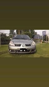 Foto venta Auto usado Renault Clio 5P 1.6 Bic Privilege (2006) color Gris Cerianthe precio $145.000