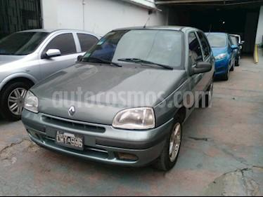 Foto venta Auto usado Renault Clio 5P GPS (1999) color Gris Oscuro precio $89.000