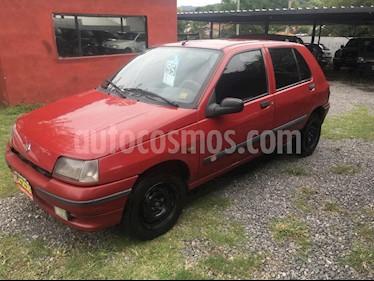 Foto venta Auto usado Renault Clio 5P GPS (1995) color Rojo precio $62.000