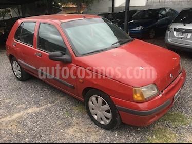 Foto venta Auto usado Renault Clio 5P GPS (1994) color Rojo precio $45.000