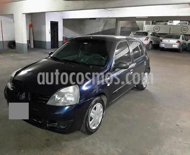 Renault Clio 5P 1.2 Bic Pack Plus usado (2007) color Azul precio $315.000