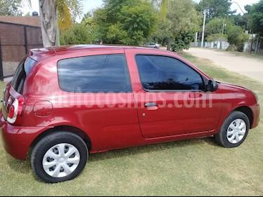Renault Clio 3P 1.2 Authentique usado (2016) color Rojo precio $500.000