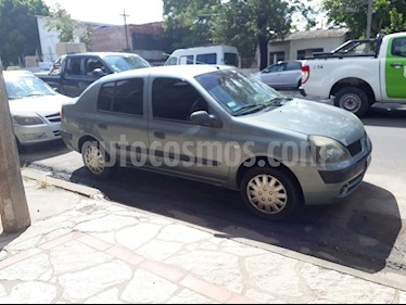 Renault Clio 4P 1.2 Tric Authentique Pack usado (2003) color Gris precio $198.000