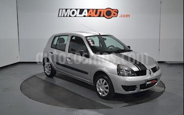 Renault Clio 5P 1.2 Campus Pack II usado (2012) color Plata precio $350.000