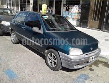 Renault Clio 3P RLD usado (1998) color Verde precio $115.000