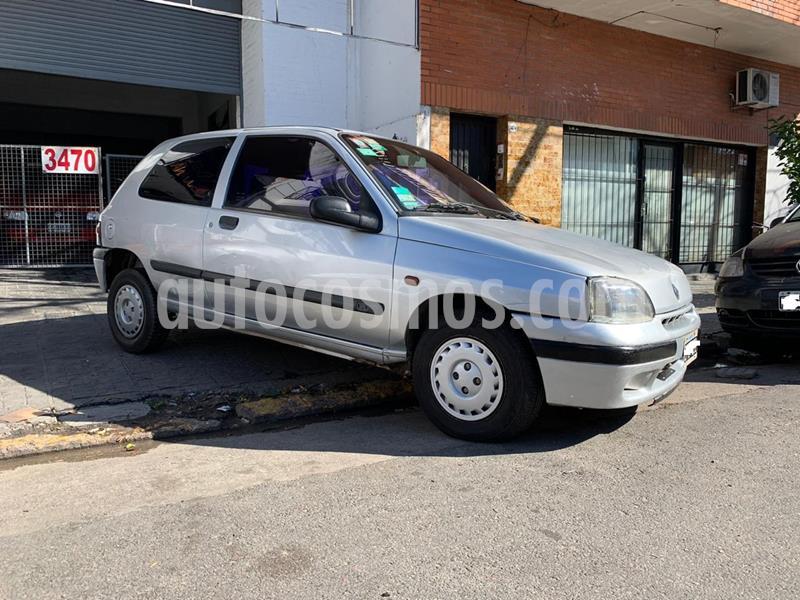 Renault Clio 3P 1.2 Authentique usado (1997) color Gris precio $149.000