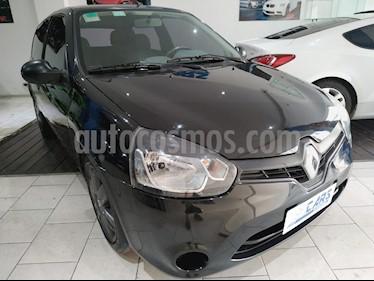 Renault Clio 3P 1.2 Pack I usado (2013) color Negro Nacre precio $260.000