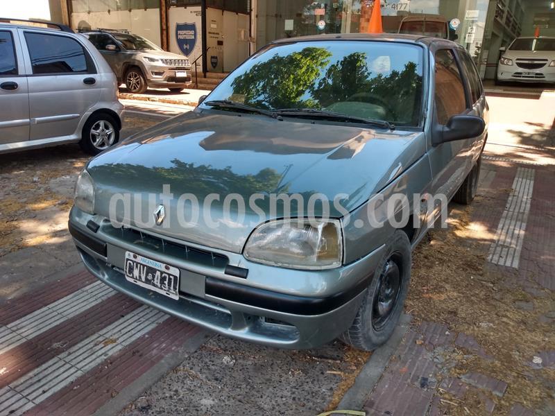 Renault Clio 3P RL usado (1999) color Verde precio $240.000