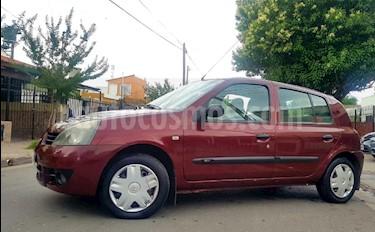 Renault Clio 3P 1.2 Bic Authentique usado (2007) color Rojo precio $205.000