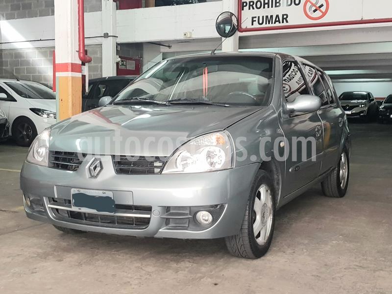 Renault Clio 5P 1.6 Bic Privilege usado (2007) color Gris precio $359.000