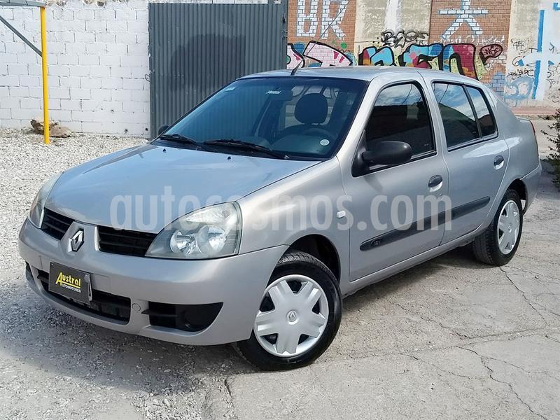 Foto Renault Clio 4P 1.2 Tric Authentique usado (2006) color Gris precio $240.000