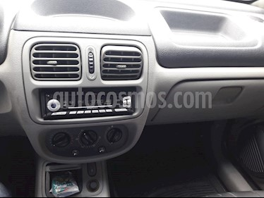 Foto venta Carro usado Renault Clio Authentique cool (2007) color Negro precio $14.500.000