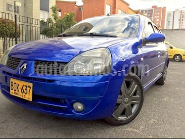 Renault Clio Clio Dynamique usado (2004) color Azul precio $13.500.000
