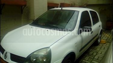 Foto venta Carro usado Renault Clio Clio Dynamique (2007) color Blanco precio $14.000.000