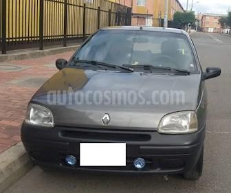 Foto venta Carro usado Renault Clio Clio RL (2018) color Gris precio $8.000.000