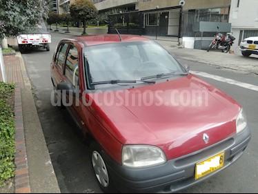 Renault Clio Clio RL usado (2001) color Rojo precio $10.900.000