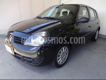 Renault Clio Campus  usado (2015) color Negro precio $15.990.000