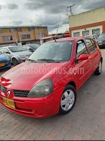 Renault Clio Clio Dynamique usado (2004) color Rojo precio $11.300.000
