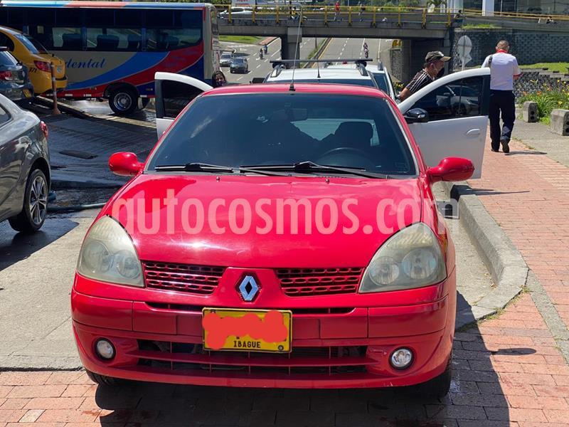 Renault Clio Clio Dynamique usado (2006) color Rojo precio $14.000.000