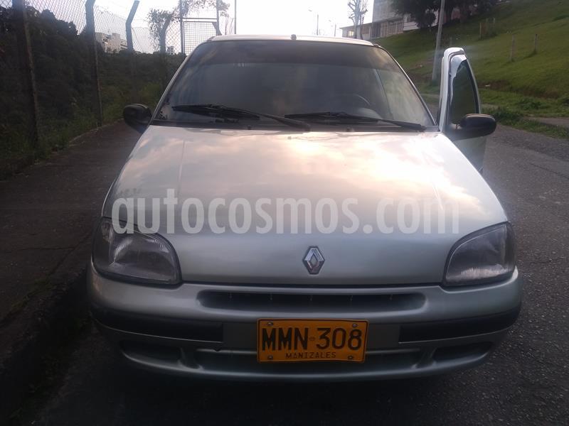 Renault Clio Clio RN usado (1999) color Verde precio $8.800.000