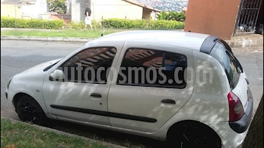 Renault Clio Authentique cool usado (2006) color Blanco precio $10.400.000