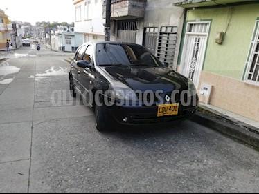 Renault Clio cool usado (2008) color Negro precio $15.100.000