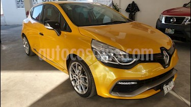 Renault Clio 1.6L Authentique Ac usado (2017) color Amarillo precio $260,000
